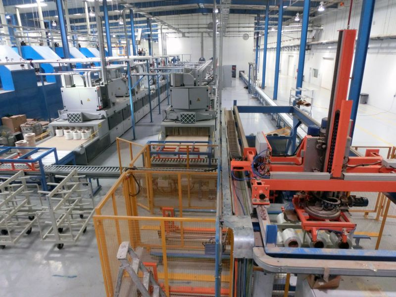 Radio Frequency for Technical-textile , Dryers for glass ...