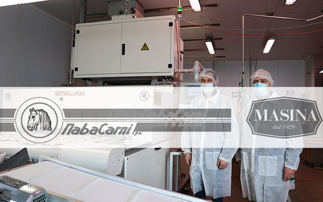 Naba Carni SpA - the revolution in dry cured meat pasteurization